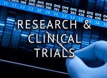 Research and clinical trials for those with XXY, XYY, Trisomy X, and XXYY.
