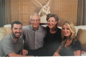 The Bregante Family.