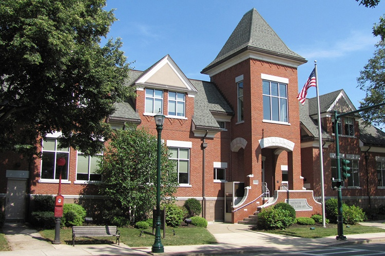 Thayer Public Library, Braintree, MA