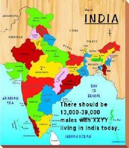 XXYY India Map