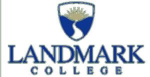Landmark College Logo